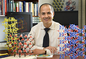 ENSI Co-Director Omar Yaghi